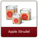 Apple Strudel - The essence of the Old Country. Spicy baked apple aroma - fresh from the oven.