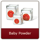 Baby Powder - Soft, delicate scent that refreshes.