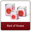 Bed of Roses - Delicate true fragrance - soft as rose petals.