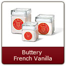 Buttery French Vanilla - A creamy, rich, buttery delicacy, without the calories.
