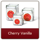 Cherry Vanilla - A delicate blend of cherries and French vanilla.