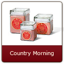 Country Morning - Cinnamon pumpkin spice with a burst of vanilla and nutmeg.