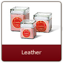 Leather - The distinctive unique fragrance of leather.
