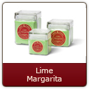 Lime Margarita - Lime infused with a touch of tequila
