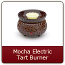 Mocha Electric Tart Burner - Mocha Electric Tart Burner