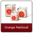 Orange Patchouli - The sensual aromatherapy of patchouli and the fresh scent of orange.