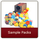 Sample Packs - The perfect way to try our most popular candles.