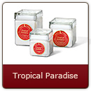 Tropical Paradise - Coconuts and tropical fruits collide!